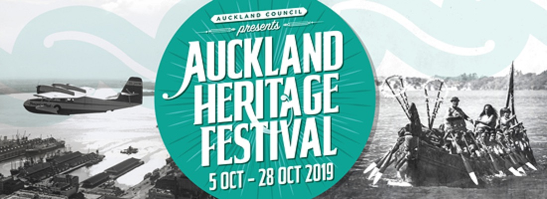 70 Million Journeys: Auckland Heritage Festival 2019